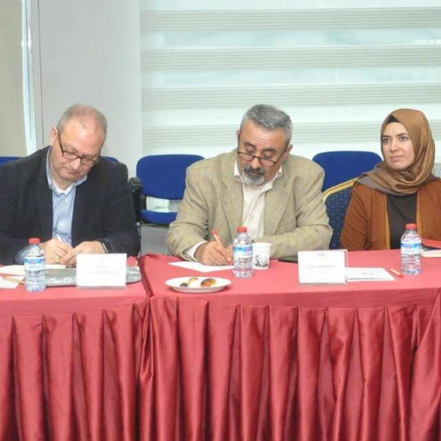 ICT Sector Focus Group Meeting
