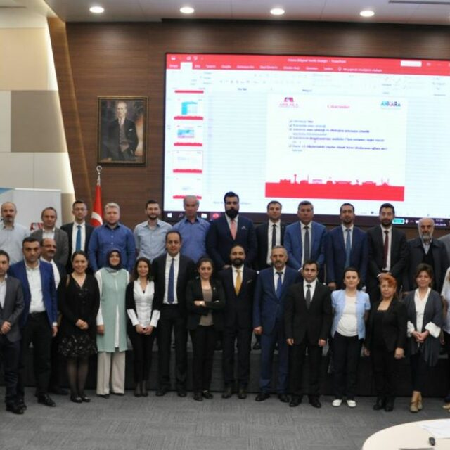 Ankara Regional Innovation Strategy  Intersectoral Cooperation Workshop
